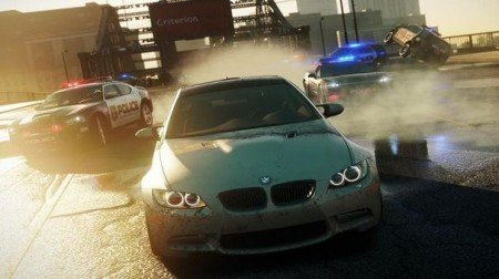 Need For Speed Most Wanted 2012 (NFS 2)