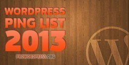 wordpress-ping-list-2013